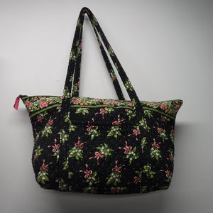 2 pc Set Vera Bradley New Hope Pink Ribbon Bags